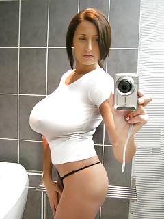 Free Big Tits Girlfriend Porn